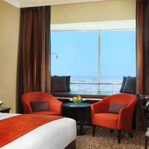 Luxury Holidays Dubai - Towers Rotana - Bedroom 2