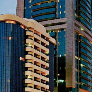 Luxury Holidays Dubai - Towers Rotana - Exterior 2
