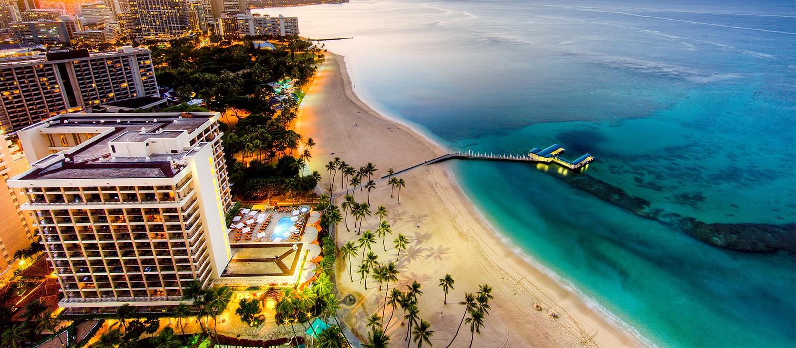 The Modern Hawaii Holidays Luxury Holidays Pure