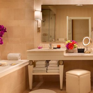 Luxury Holidays Las Vegas- The Wynn Hotel - Bathroom
