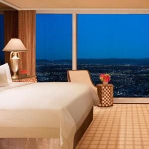 Luxury Holidays Las Vegas- The Wynn Hotel - Bed