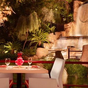 Luxury Holidays Las Vegas- The Wynn Hotel - Dining