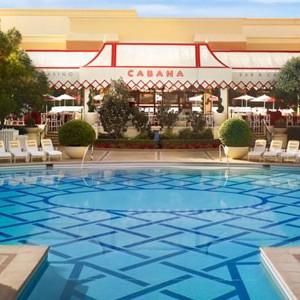 Luxury Holidays Las Vegas- The Wynn Hotel - Pool