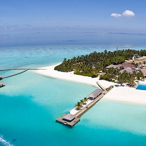 Luxury - Holidays - Maldives - Valassaru - Aerial