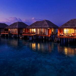 Luxury - Holidays - Maldives - Valassaru - Water Villas