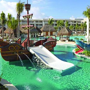 Luxury - Holidays - Mexico - Paradisus Playa Del Carmen La Esmeralda - Kids Pool