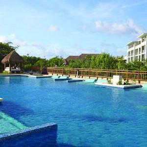 Luxury - Holidays - Mexico - Paradisus Playa Del Carmen La Esmeralda - Pool