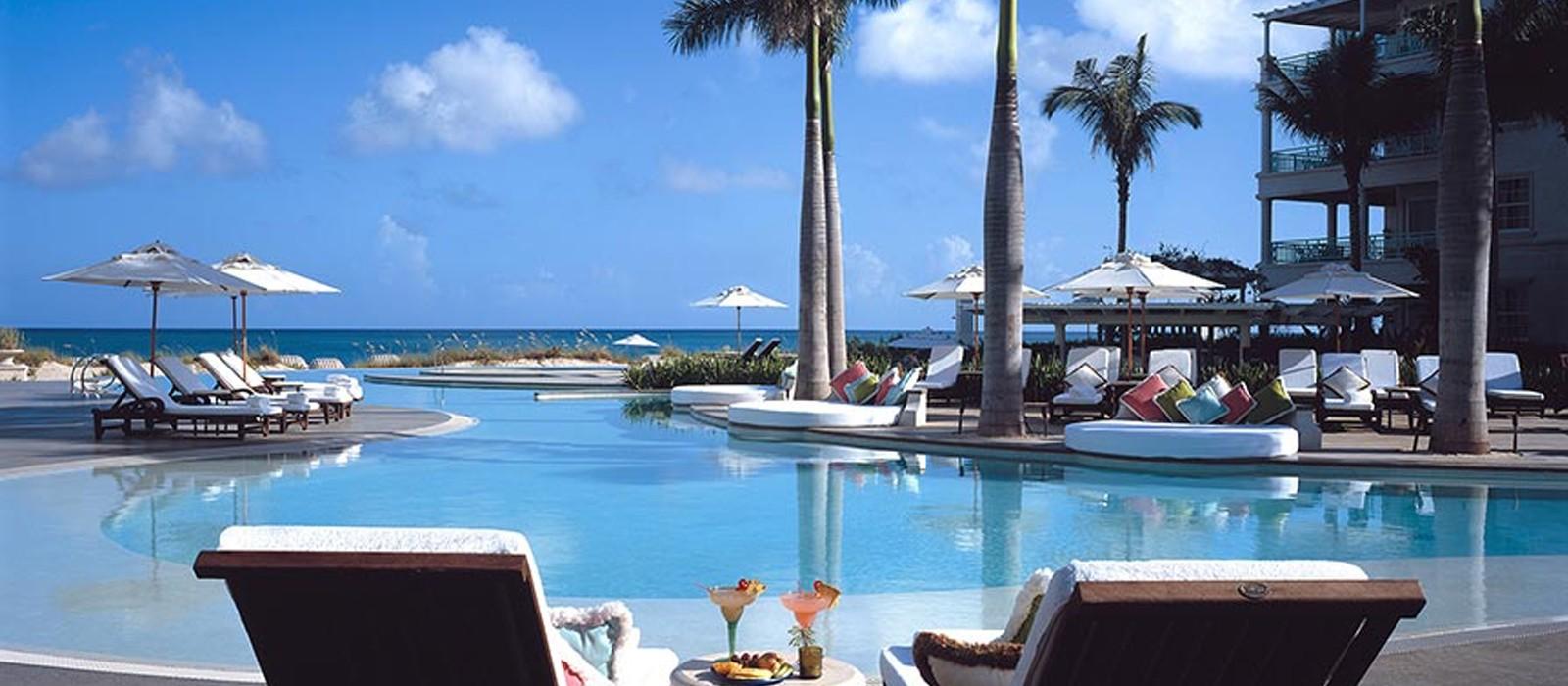 Luxury Holidays Turks & Caicos - Regent Palms - PD Header