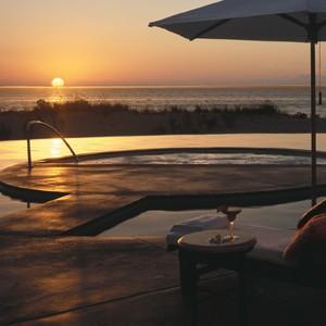 Luxury Holidays Turks & Caicos - Regent Palms - Pool Sunbed