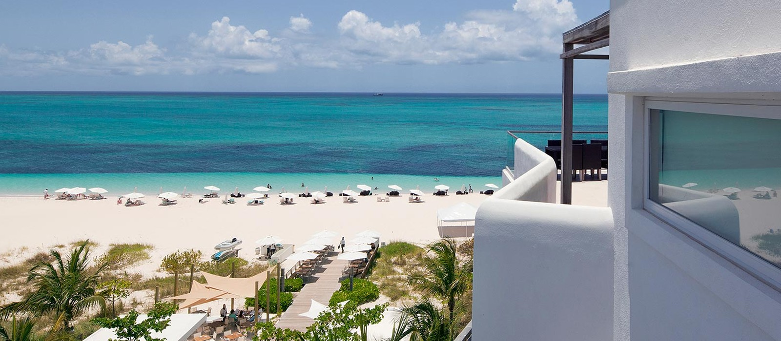 Luxury Holidays Turks - Gansevoort Hotel - Large Header