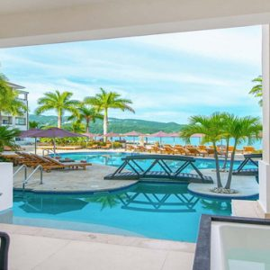Luxury Jamaica Holiday Packages Secrets Wild Orchid Montego Bay Preferred Club Master Suite Ocean Front Swim Out