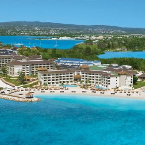 Luxury Jamaica Holiday Packages Secrets Wild Orchid Montego Bay Aerial View