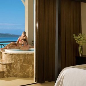 Luxury Jamaica Holiday Packages Secrets Wild Orchid Montego Bay Jacuzzi Suite