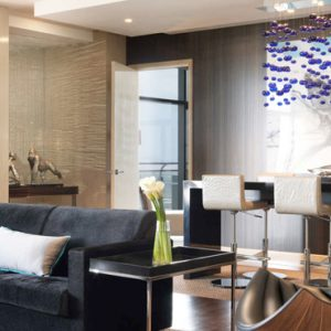 Luxury Las Vegas Holiday Packages Cosmopolitan Las Vegas The Chelsea Penthouse
