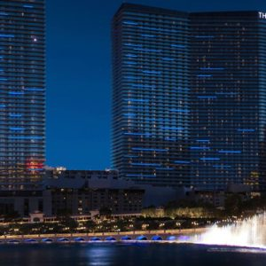 Luxury Las Vegas Holiday Packages Cosmopolitan Las Vegas Exterior