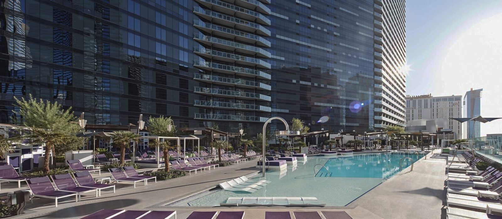 Luxury Las Vegas Holiday Packages Cosmopolitan Las Vegas Header