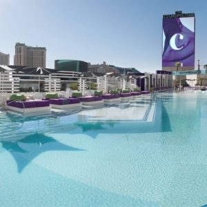 Luxury Las Vegas Holiday Packages Cosmopolitan Las Vegas Pool 3