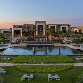 Luxury Marrakech Holiday Packages Fairmont Royal Palm Marrakech Thumbnail