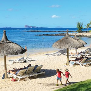 Luxury Mauritius Holiday Packages Canonnier Beachcomber Resort Golf Resort And Spa Beach