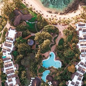 Luxury Mauritius Holiday Packages Canonnier Beachcomber Resort Golf Resort And Spa Exterior