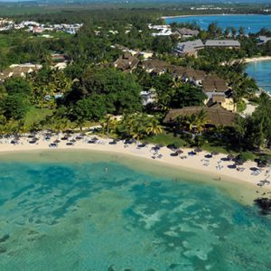 Luxury Mauritius Holiday Packages Canonnier Beachcomber Resort Golf Resort And Spa Exterior 3