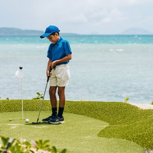 Luxury Mauritius Holiday Packages Canonnier Beachcomber Resort Golf Resort And Spa Family 4