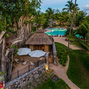 Luxury Mauritius Holiday Packages Canonnier Beachcomber Resort Golf Resort And Spa Gardens