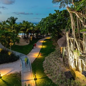 Luxury Mauritius Holiday Packages Canonnier Beachcomber Resort Golf Resort And Spa Gardens 2