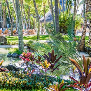 Luxury Mauritius Holiday Packages Canonnier Beachcomber Resort Golf Resort And Spa Gardens 3