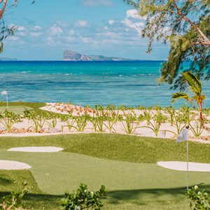 Luxury Mauritius Holiday Packages Canonnier Beachcomber Resort Golf Resort And Spa Golf