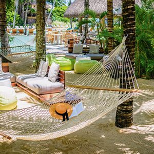 Luxury Mauritius Holiday Packages Canonnier Beachcomber Resort Golf Resort And Spa Hammock