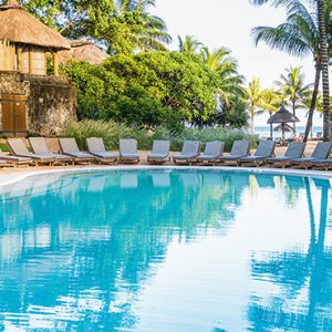 Luxury Mauritius Holiday Packages Canonnier Beachcomber Resort Golf Resort And Spa Pool