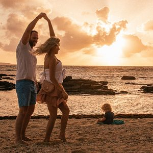 Luxury Mauritius Holiday Packages Canonnier Beachcomber Resort Golf Resort And Spa Sunset 3