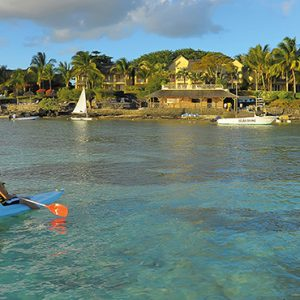 Luxury Mauritius Holiday Packages Canonnier Beachcomber Resort Golf Resort And Spa Watersports