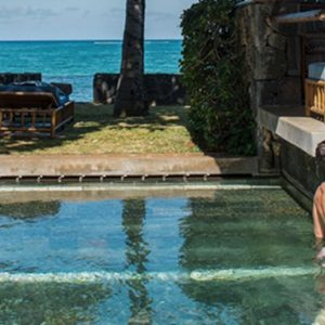 Luxury Mauritius Holiday Packages Constance Belle Mare Plage Beach Pool Villa 5