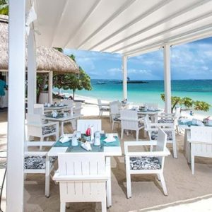 Luxury Mauritius Holiday Packages Constance Belle Mare Plage LAKAZE Restaurant And Bar