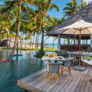 Luxury Mauritius Holiday Packages Constance Belle Mare Plage La Citronnelle Restaurant