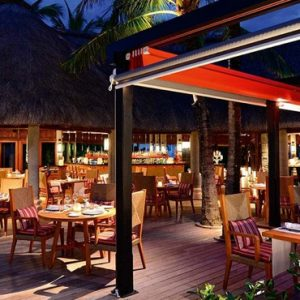 Luxury Mauritius Holiday Packages Constance Belle Mare Plage La Spiaggia Restaurant And Bar