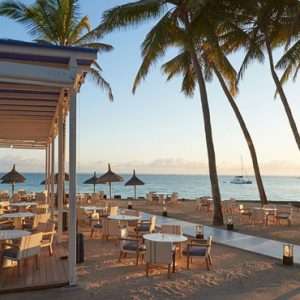 Luxury Mauritius Holiday Packages Constance Belle Mare Plage The Blue Bar