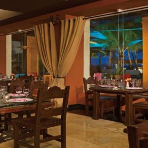 Luxury Mexico Holiday Packages Dreams Sands Cancun Resort And Spa El Patio
