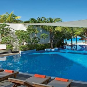 Luxury Mexico Holiday Packages Dreams Sands Cancun Resort And Spa Infinity Pool