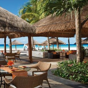 Luxury Mexico Holiday Packages Dreams Sands Cancun Resort And Spa La Cevicheria