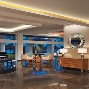 Luxury Mexico Holiday Packages Dreams Sands Cancun Resort And Spa Lobby