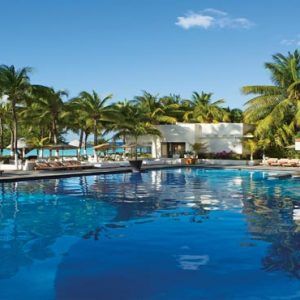 Luxury Mexico Holiday Packages Dreams Sands Cancun Resort And Spa Main Pool