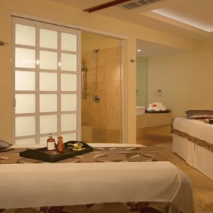 Luxury Mexico Holiday Packages Dreams Sands Cancun Resort And Spa Spa Massage Cabin