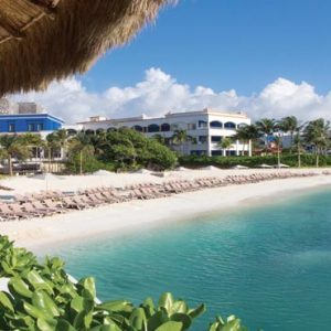 Luxury Mexico Holiday Packages Hard Rock Hotel Riviera Maya Beach View