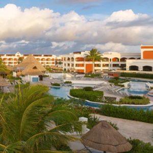 Luxury Mexico Holiday Packages Hard Rock Hotel Riviera Maya Hacienda View