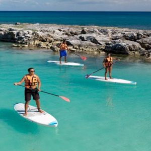 Luxury Mexico Holiday Packages Hard Rock Hotel Riviera Maya Paddle Boarding