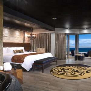 Luxury Mexico Holiday Packages Hard Rock Hotel Riviera Maya Rock Star Suite (2 Bedroom)