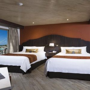 Luxury Mexico Holiday Packages Hard Rock Hotel Riviera Maya Rock Star Suite (2 Bedroom)2